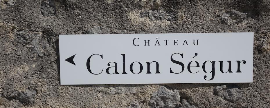 Château Calon-Ségur 1