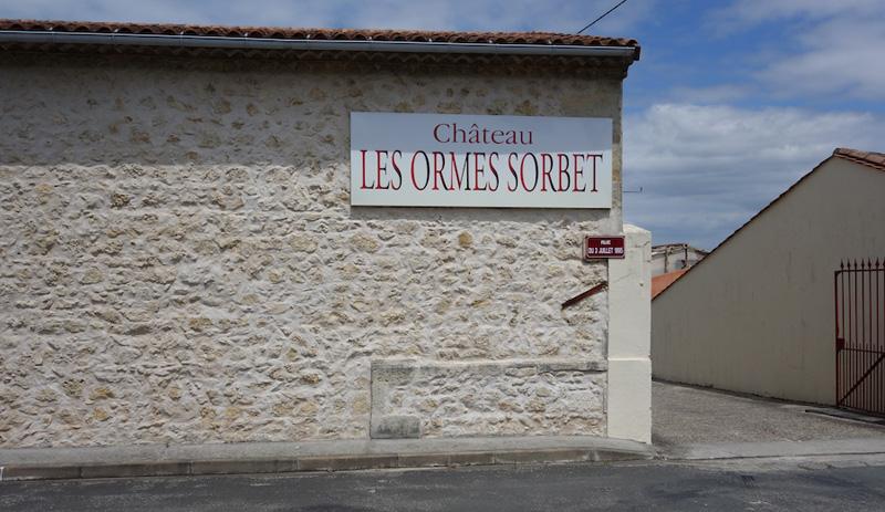 Château Les Ormes Sorbet