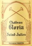 Label Château Gloria