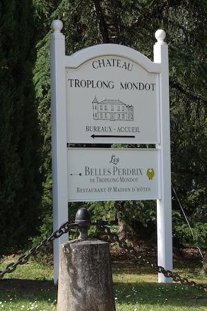 Château Troplong Mondot 1