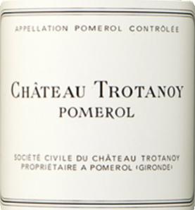 Label Château Trotanoy