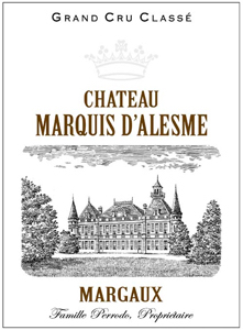 Château Marquis d'Alesme Becker