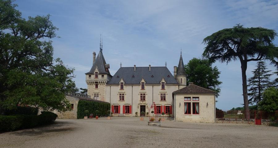 Château de Pressac