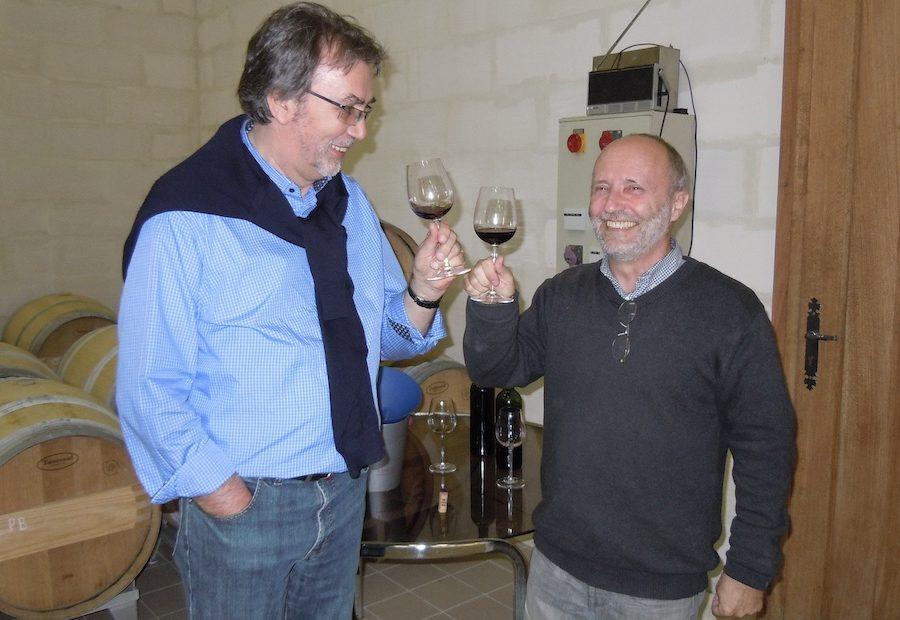 Jean-Noël Hervé und P. Kühler