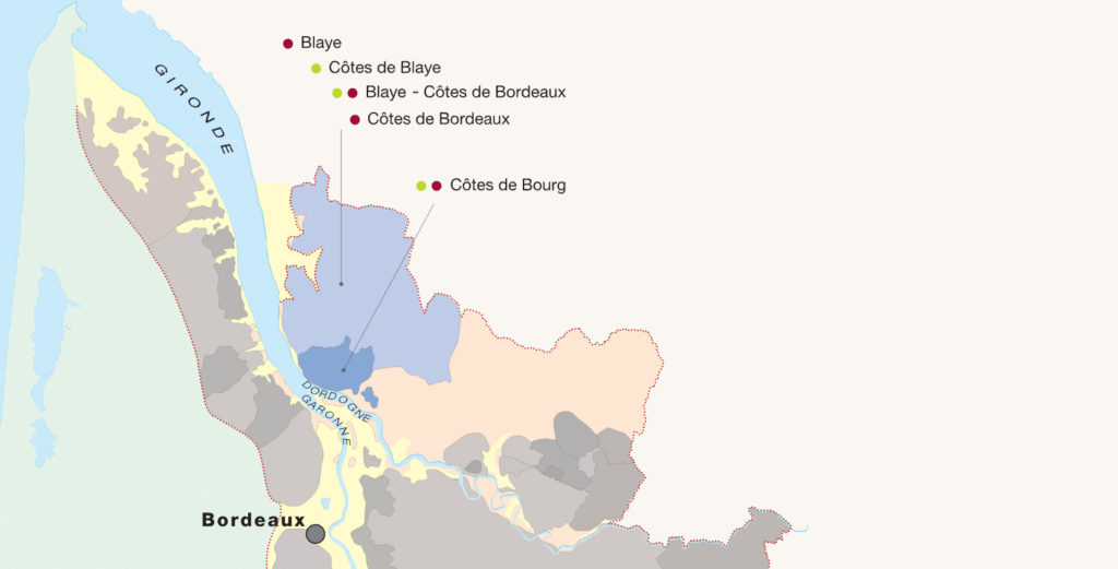 Blaye et Bourg